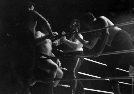 Iaukea, Monsoon, & Montero work over Gotch